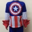 ชุดกัปตันอเมริกา Captain America มีไฟกระพริบ thumbnail 6