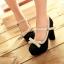 Preorder รองเท้าส้นสูง 34-43 รหัส 9DA-9110 thumbnail 1