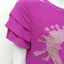 เสื้อคอกลมผ้าชีฟอง สีชมพู(บานเย็น) BY Kut Katawetee thumbnail 2