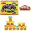 แป้งโดว์ รีฟิล Play-Doh Metallic and Neon Color Pack