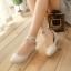 Preorder รองเท้าแฟชั่น สไตล์เกาหลี 34-43 รหัส 9DA-1061 thumbnail 1