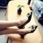 Preorder รองเท้าแฟชั่น สไตล์เกาหลี 34-39 รหัส N5-8027 thumbnail 1