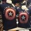 กัปตันอเมริกา สีกรม (Captain America shield CODE:1182) thumbnail 1