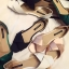 Preorder รองเท้าแฟชั่น สไตล์เกาหลี 35-41 รหัส GB-7009 thumbnail 3