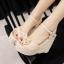Preorder รองเท้าแฟชั่น สไตล์เกาหลี 34-39 รหัส 9DA-4074 thumbnail 2