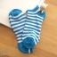 เซตถุงเท้า ลายทาง สีผสม ( 6 คู่ ) thumbnail 3