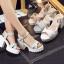 Preorder รองเท้าแฟชั่น สไตล์เกาหลี 34-46 รหัส 9DA-5468 thumbnail 1