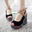Preorder รองเท้าแฟชั่น สไตล์เกาหลี 34-43 รหัส 9DA-8571 thumbnail 1