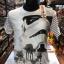 สตาร์วอร์ สีขาว (Trooper face white CODE:1255) thumbnail 1
