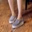 Preorder รองเท้าแฟชั่น สไตล์เกาหลี 31-43 รหัส 9DA-4541 thumbnail 3