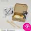 กล่อง Snack ลายไก่ สีน้ำตาล ขนาด 12 x 16.5 x 6 ซม. (บรรจุ 50 กล่องต่อแพ็ค) thumbnail 2