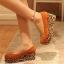 Preorder รองเท้าแฟชั่น สไตล์เกาหลี 32-43 รหัส 9DA-6233 thumbnail 2