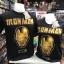 ไอรอน แมน สีดำ (Ironman BLACK logo gold) thumbnail 1