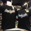 แบทแมน สีดำ (Batman black logo silver V.2)(1288) thumbnail 1