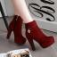 Preorder รองเท้าสไตล์เกาหลี 34-39 รหัส N5-8302 thumbnail 1