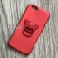 เคส Samsung J7 (2016) เพชรล้อมแหวนหมี สีแดง BKK thumbnail 1