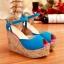 Preorder รองเท้าแฟชั่น สไตล์เกาหลี 33-42 รหัส 9DA-3382 thumbnail 3