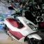 ((ปิดการขายแล้ว )) pcx150 I led 2015 สีขาวแดง พิมนิยม สีขายดี thumbnail 3