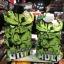 เดอะฮักล์ สีเขียว-ดำ (Incredible Hulk Face CODE:1253) thumbnail 1