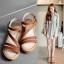 Preorder รองเท้าแฟชั่น สไตล์เกาหลี 34-42 รหัส 914-7861 thumbnail 1