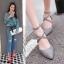 พรีออเดอร์ รองเท้าแฟชั่น 32-47 รหัส Y-3332 thumbnail 3