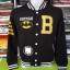 แบทแมน เสื้อแจ็คเก็ตกันหนาว (Batman logo B) thumbnail 1
