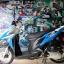 (( ขายแล้ว )) click 125i 2013 สีน้ำเงิน สภาพดี เครื่องดี สีสวย thumbnail 3