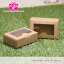 DW1-01-015 : กล่องสบู่ แบบชิ้นเดียว ขนาด 6.5 x 9.5 x 3.0 ซม. มีหน้าต่าง thumbnail 1