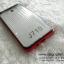 เคส Samsung J7 (2016) Slim Armor หลังใส สีแดง thumbnail 2