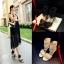 Preorder รองเท้าแฟชั่น สไตล์เกาหลี 34-39 รหัส 55-3712 thumbnail 2