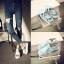 Preorder รองเท้าแฟชั่น สไตล์เกาหลี 34-39 รหัส 55-7699 thumbnail 1