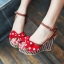 Preorder รองเท้าแฟชั่น สไตล์เกาหลี 34-39 รหัส 9DA-1284 thumbnail 1