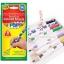 สีไม้ ทรงสามเหลี่ยม Crayola My First EZ Grip Colored Pencils 8 Count