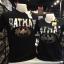 แบทแมน สีดำ (Batman logo silver) thumbnail 1
