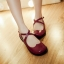 Preorder รองเท้าแฟชั่น สไตล์เกาหลี 31-43 รหัส 9DA-8677 thumbnail 1