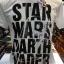สตาร์วอร์ สีขาว (Starwars darth vader white) thumbnail 1