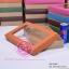 กล่องฝาครอบ ฝาสีต่างๆ ขนาด 20.0 x 33.0 x 5.0 ซม. มีหน้าต่าง thumbnail 5
