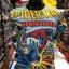 มาร์เวล ผ้า premium SCUBA (Spiderman Hammer head CODE:1120) thumbnail 1
