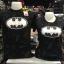 แบทแมน สีดำ (Batman black logo white) thumbnail 1