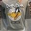 ลูนี่ตูนส์ แขนยาว (Daffy duck Gray) thumbnail 1
