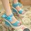 Preorder รองเท้าแฟชั่น สไตล์เกาหลี 34-39 รหัส 9DA-5637 thumbnail 1