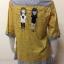 เสื้อปกเชิ้ต สีเหลือง BY T&L thumbnail 5