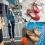 Preorder รองเท้าส้นเตี้ย 30-43 รหัส 9DA-2158 thumbnail 2