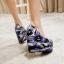 รองเท้าแฟชั่น สไตล์เกาหลี 32-43 รหัส 9DA-3808 thumbnail 2