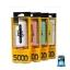 พาวเวอร์แบงค์ Remax 5000mAh E5 สีชมพู thumbnail 3