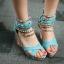 Preorder รองเท้าแฟชั่น สไตล์เกาหลี 34-39 รหัส 9DA-0125 thumbnail 1