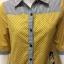 เสื้อปกเชิ้ต สีเหลือง BY T&L thumbnail 2