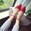 Preorder รองเท้าแฟชั่น สไตล์เกาหลี 35-41 รหัส GB-5072 thumbnail 7