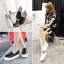Preorder รองเท้าแฟชั่น สไตล์เกาหลี 31-43 รหัส 9DA-1402 thumbnail 1