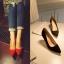 Preorder รองเท้าแฟชั่น สไตล์เกาหลี 33-43 รหัส 9DA-9072 thumbnail 1